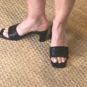 Vintage Chanel sandals